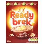 Clearance Line Ready Brek Chocolate 450g ***DAMAGED PACKAGING PRODUCT FINE***