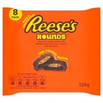 Clearance Line Reeses Rounds 8 Pack