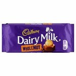 Clearance Line Retail Pack Cadbury Whole Nut 120g x 16
