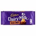 Clearance Line Retail Pack Cadbury Whole Nut 120g x 16