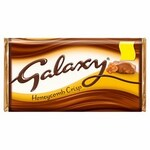 Clearance Line Retail Pack Galaxy Honeycomb Crisp 24x114g