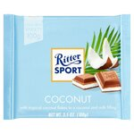 Clearance Line Ritter Sport Coconut 100g