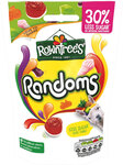 Clearance Line Rowntrees Randoms 30% Less Sugar Pouch 110G