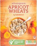 Clearance Line Sainsburys Apricot Wheats 500g