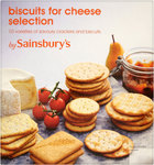 Clearance Line Sainsburys Biscuits for Cheese 500g