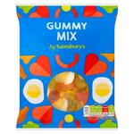 Clearance Line Sainsburys Gummy Mix 75g