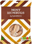 Clearance Line Sainsburys Mint Humbugs 200g