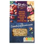 Clearance Line Sainsburys Taste the Difference Chestnut and Hazelnut Stuffing 110g