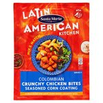 Clearance Line Santa Maria Latin American Colombian Crunchy Chicken Bites Seasoned Corn Coating Mix 50g