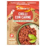 Clearance Line Schwartz Chilli Con Carne Mix 41g