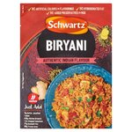 Clearance Line Schwartz Indian Biryani Mix 28g
