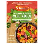 Clearance Line Schwartz Mediterranean Roasted Vegetable Mix 30g