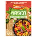 Clearance Line Schwartz Mediterranean Roasted Vegetable Mix 30g