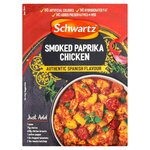 Clearance Line Schwartz Spanish Smoked Paprika Chicken 28g