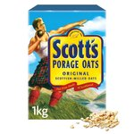 Clearance Line Scotts Porage Oats 1KG
