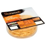 Clearance Line Sharwoods 8 Plain Poppadoms Ready To Eat