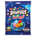 Clearance Line Smarties Mini Eggs Pouch Bag 270g