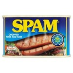 Clearance Line Spam Chopped Ham and Pork 200g