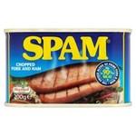 Clearance Line Spam Chopped Ham and Pork 200g