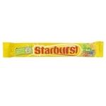 Clearance Line Starburst Fruit Chews Stick 45g