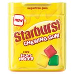 Clearance Line Starburst Fruity Mix Chewing Gum 100 Mini Pellets