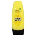 Clearance Line Superdrug Lemon and Tea Tree Shower Gel 250ml