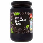 Clearance Line Tesco Bramble Jelly 454g