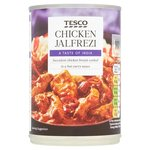 Clearance Line Tesco Chicken Jalfrezi 400g can