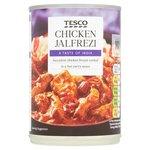 Clearance Line Tesco Chicken Jalfrezi 400g can