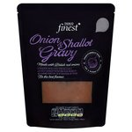 clearance Line Tesco Finest Onion and Shallot Gravy 350ml pouch