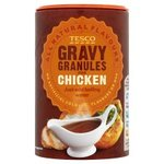 Clearance Line Tesco Gravy Granules For Chicken 200g