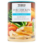 Clearance Line Tesco Reduced Salt Gravy Granules for Chicken 200g