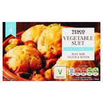 Clearance Line Tesco Vegetable Suet 200g