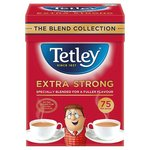 Clearance Line Tetley Extra Strong 75 Teabags