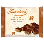 Clearance Line Thorntons Caramel Shortcake 9 Pack