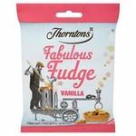 Clearance Line Thorntons Vanilla Fudge Bag 140g