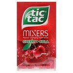 Clearance Line Tic Tac Mixers Cherry and Cola 49g