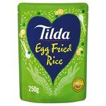 Clearance Line Tilda Steamed Basmati Egg Fried Rice 250g