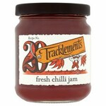 Clearance Line Tracklements Chilli Jam 250g