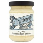 Clearance Line Tracklements Strong Horseradish Cream 140g