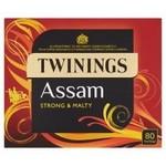 Clearance Line Twinings Assam Tea 80 Teabags