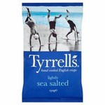Clearance Line Tyrrells Potato Chips Lightly Sea Salted 150g