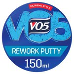 Clearance Line Vo5 Extreme Rework Putty 150ml