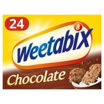 Clearance Line Weetabix Chocolate 24s 540g