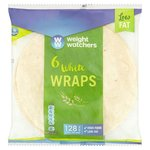 Clearance Line Weight Watchers 6 Tortillas 6 per pack **EXPIRY 29/10/19**