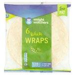 Clearance Line Weight Watchers 6 Tortillas 6 per pack **EXPIRY 29/10/19**