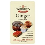 Clearance Line Wrights Ginger Cake Mix 500g