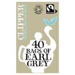 Clipper Organic Earl Grey 40 Teabags