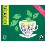 Clipper Organic Pure Green Tea 80 Teabags