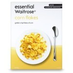 Waitrose Essential Corn Flakes 750g